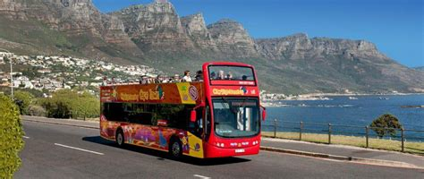 City Sightseeing Tours (Red Bus) - Cape Town Tourism