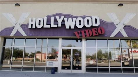 Hollywood Video closing 3 Tucson stores | News About