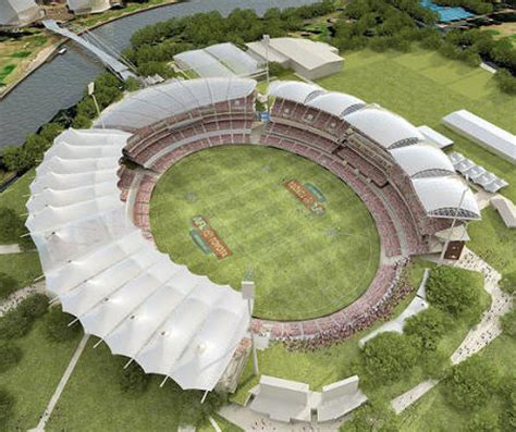 AFL to move to Adelaide Oval with 50,000-seat
