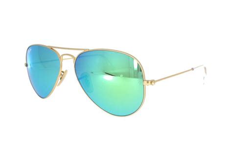 Ray-Ban Sonnenbrille RB 3025 112/19 Gr 58 in gold matt