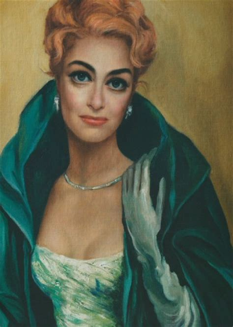 Joan Crawford Awards, Art, and Other Personal Items