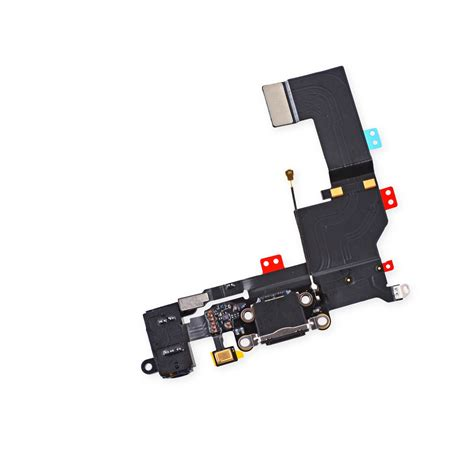 iPhone 5s Lightning Connector and Headphone Jack – iFixit