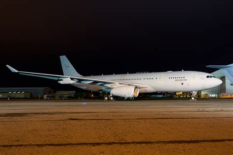 RAF Brize Norton Night Photoshoot Report By UK Airshow Review