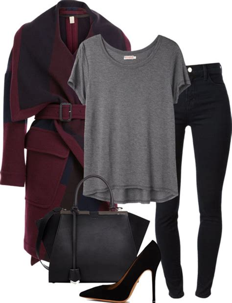 How to Wear Black Skinny Jeans - 19 Inspiring Polyvore