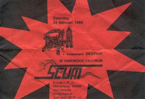 Death All Over Europe 1989