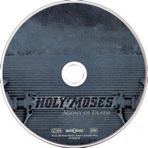 Holy Moses: Agony Of Death - CD (2008)