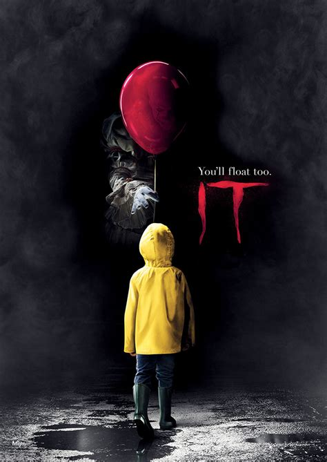 IT (You'll Float Too) MightyPrint Wall Art MP17240381