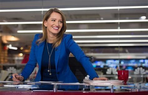 Katy Tur's book details about her days in the Donald Trump