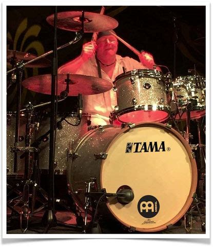ON THE ROAD WITH – PAUL ROSE - steffdrums