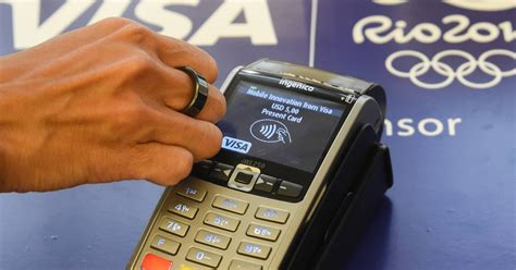 Olympia 2016: Visa entwickelt Payment-Ring - internetworld