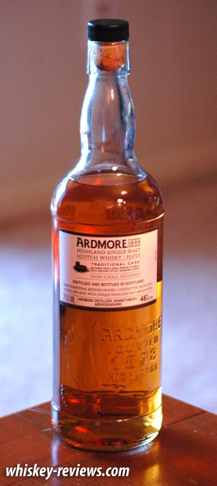 Ardmore Traditional Cask Scotch – Review – Whiskey-Reviews