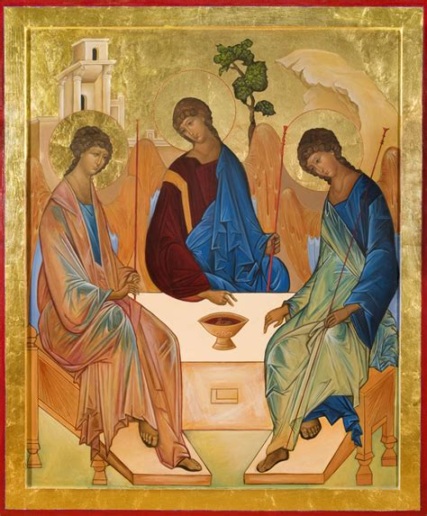 Sunday 22nd May- Feast of the Holy Trinity   St