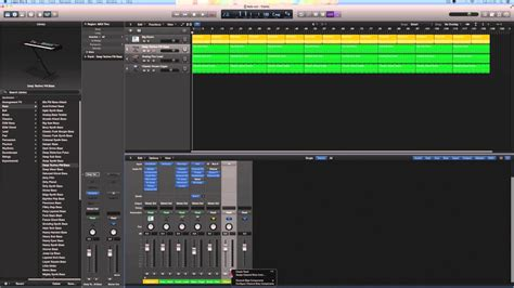 Logic Pro X Tutorials - How to do a song fade out - YouTube