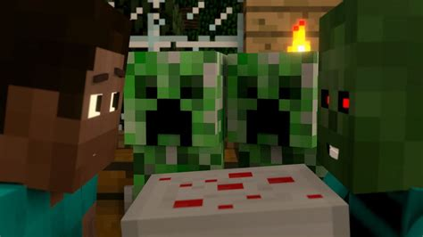 I Baked a Cake Just for You - A Minecraft Animation - YouTube