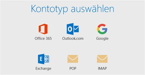 E-Mail-Konto in Microsoft Outlook einrichten [Updated