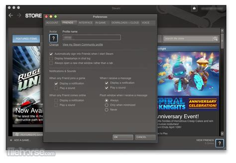 Steam for Mac - Download Free (2020 Latest Version)