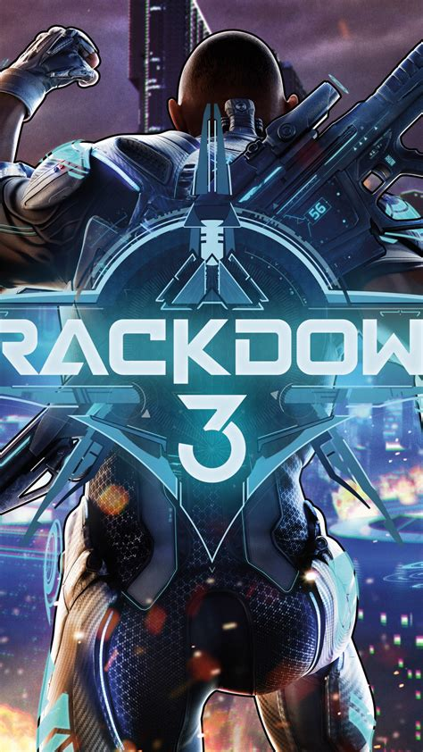 Wallpaper Crackdown 3, Xbox One, 2017, 4K, Games, #7778