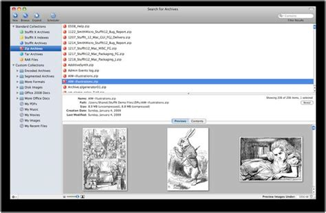 StuffIt Deluxe for Mac 2010 bei Freeware-Download