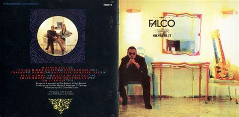 FALCO - Der KOMMISSAR 2000 [[[ disc COVERS: the ALBUMS ]]]