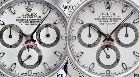 How to spot fake Rolex Daytona watch, to recognize