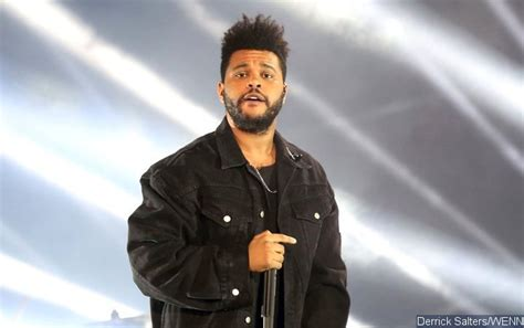 The Weeknd Caught Performing on Set of 'Uncut Gems'