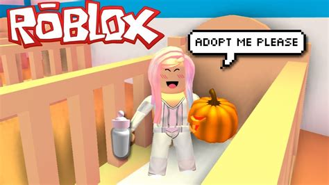 Roblox Adopt Me! Halloween Update with Baby Titi Roleplay