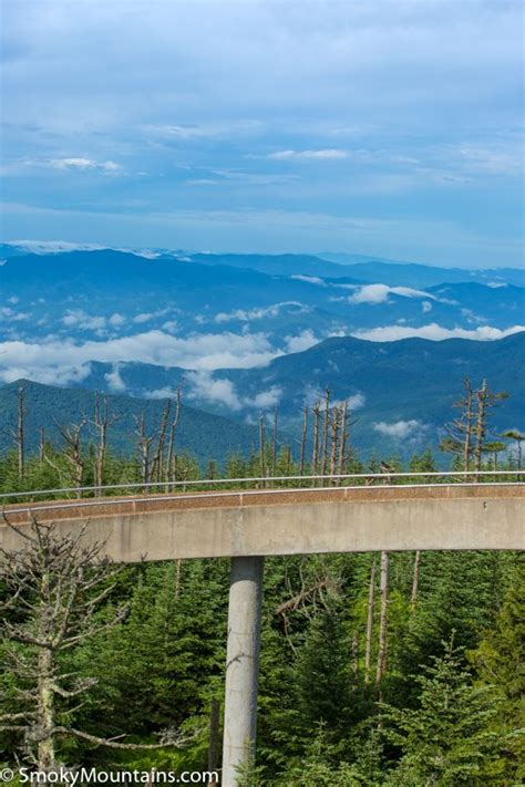 Clingmans Dome   Unbiased Review of Hike & Scenic Drive
