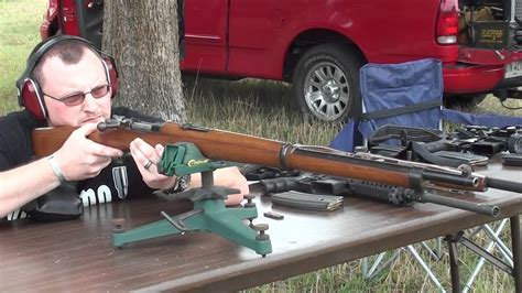 1895 Chilean Mauser in 7x57mm - YouTube