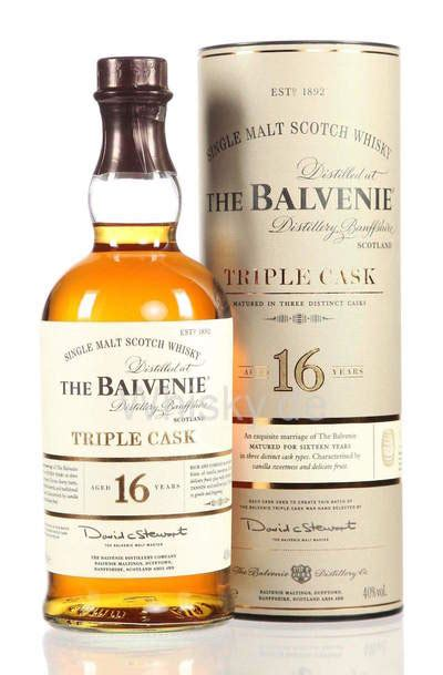 Buy Balvenie 16 Year Triple Cask at the best price