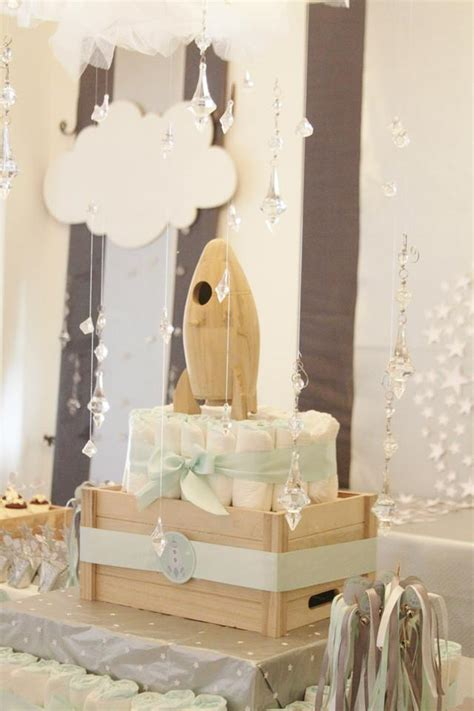 Space Baby Shower Theme - Baby Shower Ideas - Themes - Games