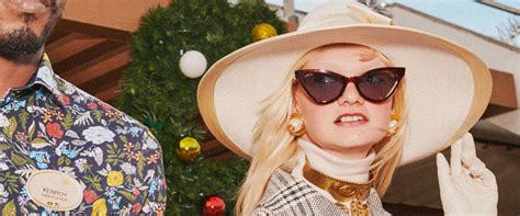 Gucci unveils a sun-drenched campaign for 2019 holiday season