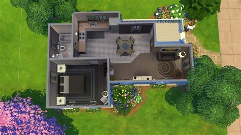 Sims 4: Alcove Starter ~ DOWNLOAD – Polarbearsims Blog & Mods
