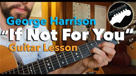 If Not For You - George Harrison, Bob Dylan - Easy