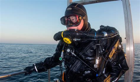 Recent rebreather diving incident results in safety