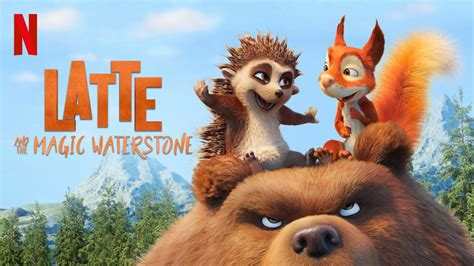 Latte and the Magic Waterstone (2019) Hindi-Eng Dual Audio
