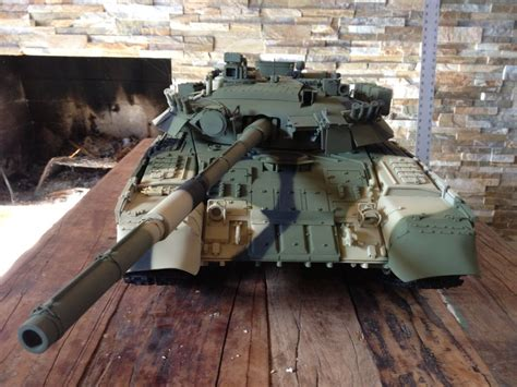 Replica T80 Battle Tank: 9 Steps (with Pictures)