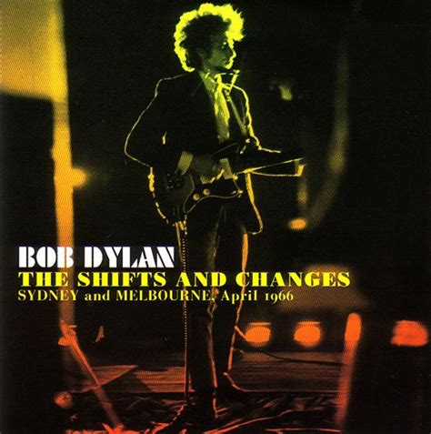Bob Dylan / The Shift and Changes / 2CD   GiGinJapan