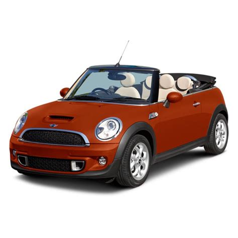 Cars From A Woman's Perspective: Mini Cooper S Convertible