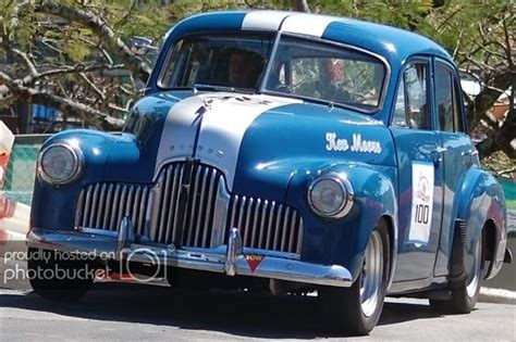 Early Holden Racing