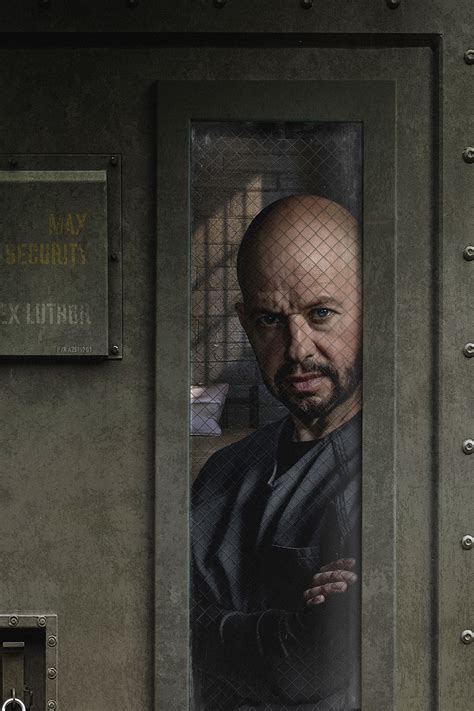 First Look: Jon Cryer as Supergirl's Lex Luthor | DC