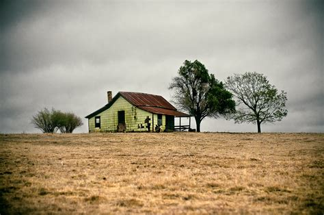 Rural Texas   Yesterday I had somewhere to be