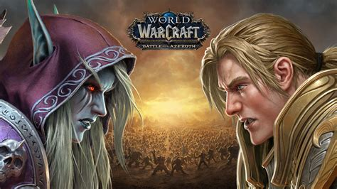 World of Warcraft: Battle for Azeroth coming in August