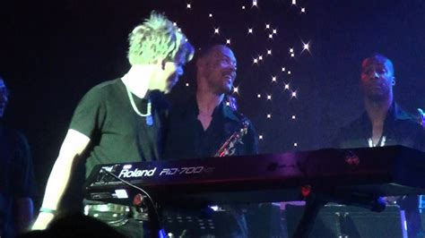 Brian Culbertson live at The Smooth Jazz Cruise 2012, part