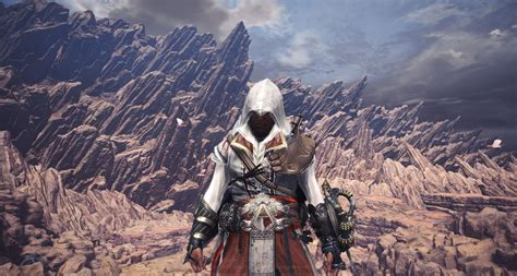 Monster Hunter: World is getting an Assassin's Creed