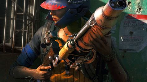 Far Cry 6's main character can be either male or female