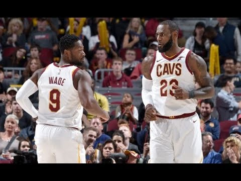 LeBron James happy to keep Dwyane Wade from everybody else