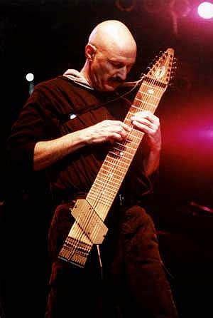 TONY LEVIN discography and reviews