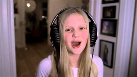 """WE R SINGERS - Wilma - 11 år """"Uncover"""" Zara Larsson Cover"""