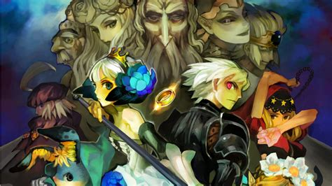 Odin Sphere HD remaster coming to PS4, PS3 and Vita in