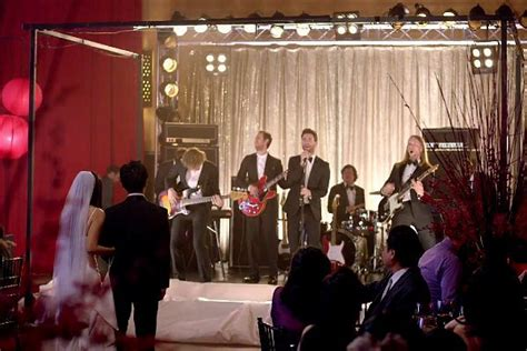 Maroon 5 Crashing Weddings in 'Sugar' Music Video